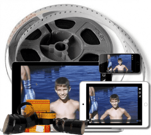 Film to DVD Transfer, Slide Transfer, Photo Scanning and