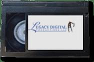 VHS-C Video Transfer